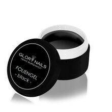 Foliengel black - 5ml