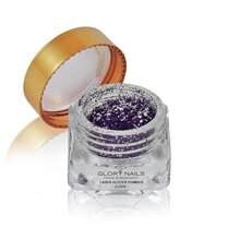 Laser Glitter Powder - purple