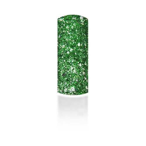 Laser Glitter Powder - green