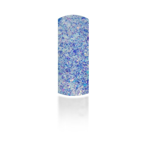 Pastell Sparcle Glitter - blue
