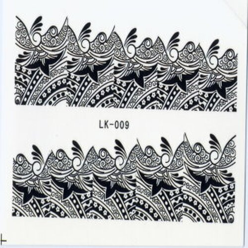 Decal -  French Phantasie (LK-009)