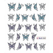 Decal - Schmetterling (BLE1392)