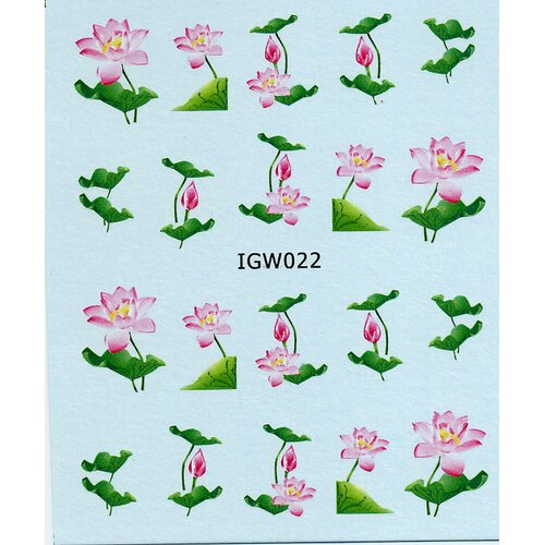 NailArt Decal (IGW022)