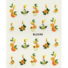 Decal - Fruits (BLE446)