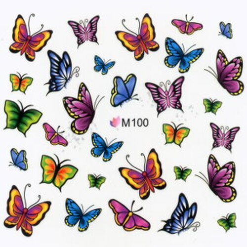NailArt Decal (M100)