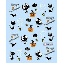 Halloween Decal - (BLE922)