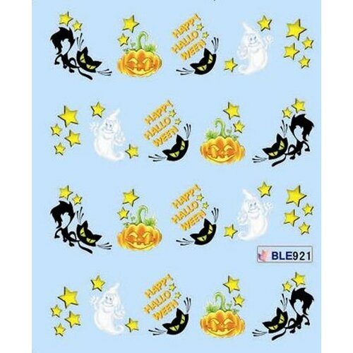 Halloween Decal - (BLE921)