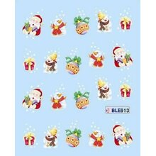X Mas Decal (BLE913)