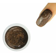 Professional Line - Glitter sparcle brown, 5ml
