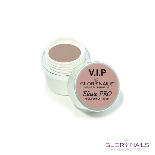 Exclusiv V.I.P Line - Elasto PRO - Builder Soft Nude, 15ml