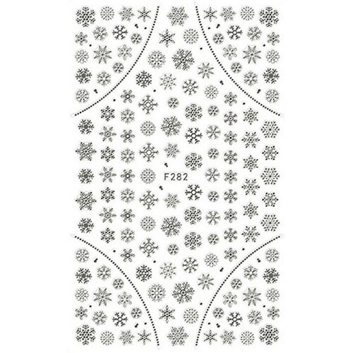 X Mas stickers - Christmas motifs 282