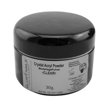 CrystalAcrylPowder - clear 30g