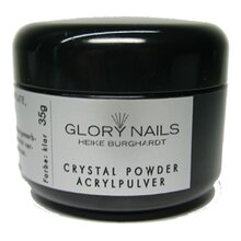 CrystalAcrylPowder - dark pink