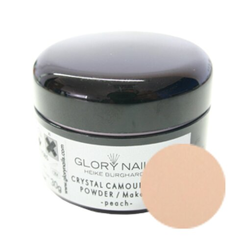 CrystalAcrylPowder - Make UP - peach/warm 30g