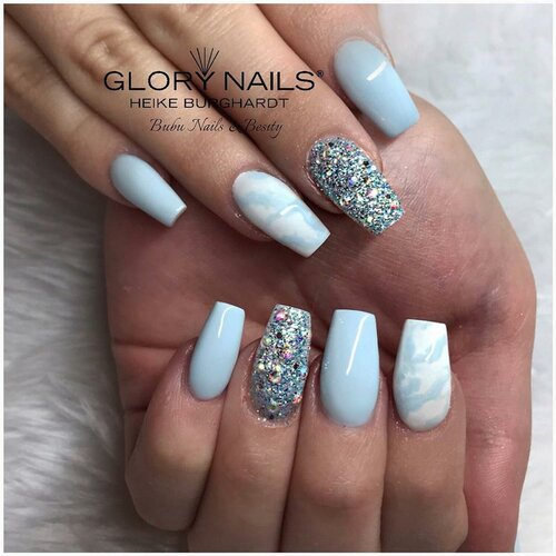Fashion Color - Icy Blue, 5ml