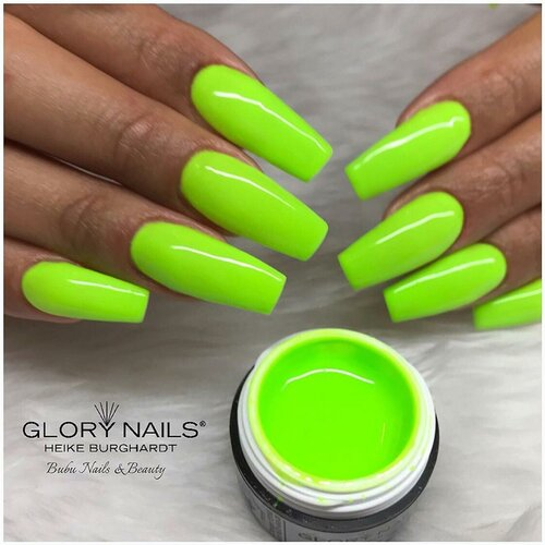 Hot NEON - Deko light green, 5ml