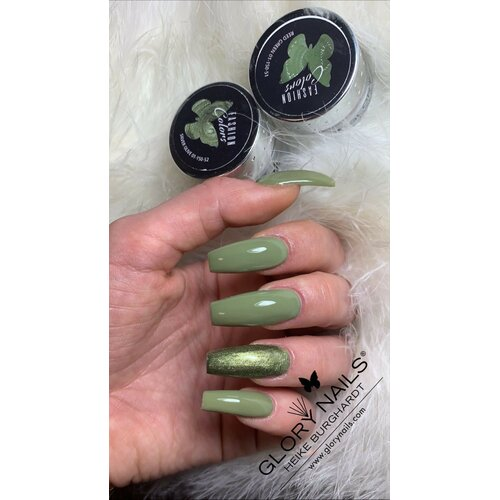 Fashion Color - Silver Olive, 5ml