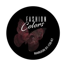 Fashion Color - Maroon, 5ml