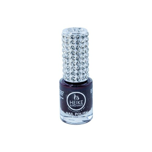Natural Nail Polish - Dark Rose, 10ml