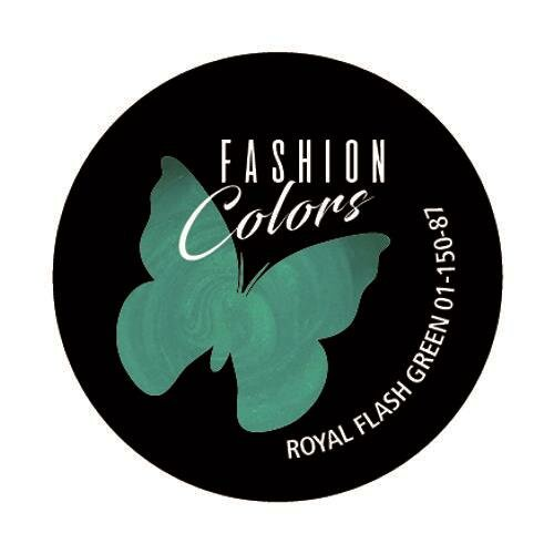Fashion Color - Royal Flash Green, 5ml