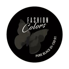 Fashion Color - Pure Black, 5ml